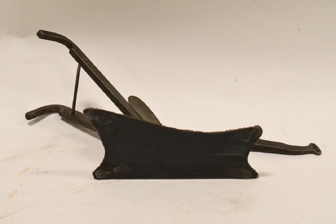 Vintage Plow Paper Weight - 4