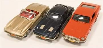 Lot Of Three1:43 Scale Brooklin Models Cars