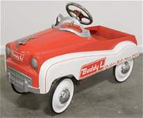 Contemporary Gearbox Buddy L Pedal Car