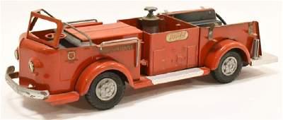 Doepke Model Toys Rossmoyne Pumper Truck