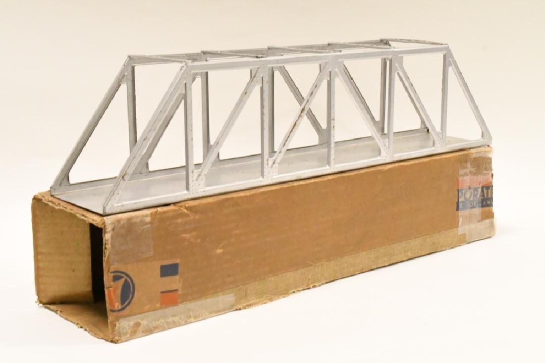 Vintage Lionel O Gauge Bridges In Boxes - 3