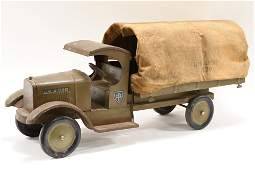Original Sonny USA Army Truck 1120