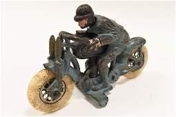 Hubley Hillclimber Motorcycle