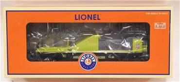 Lionel Alien Radar Tracking Car MIB #6-26857