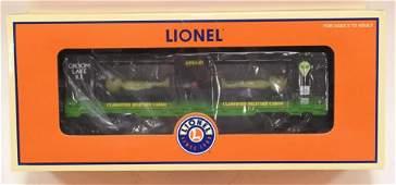 Lionel Alien Suspension Car Area 51 MIB #6-29609