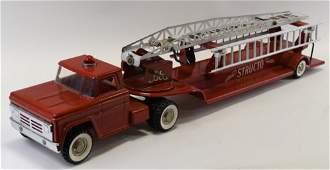 Structo Aerial Ladder Fire Truck