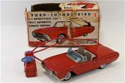 Cragstan Ford Thunderbird Remote Control Car
