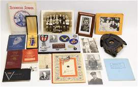Named WWII Flying Tigers Bombers Crew Collection