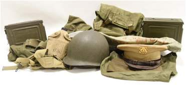 WWII US MIlitary Soldier's Personal Effects