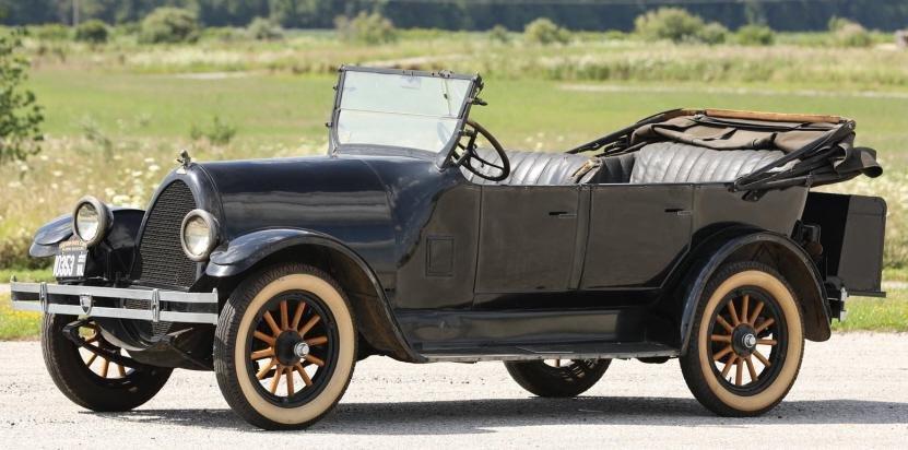 1925 Franklin 10C Touring Car