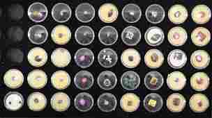 Lot Of Loose Precious  SemiPrecious Gemstones