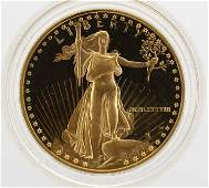 1988 American Eagle One Ounce Gold Proof Coin