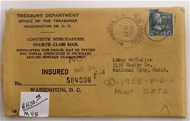 1955 US Mint Uncirculated Set Sealed