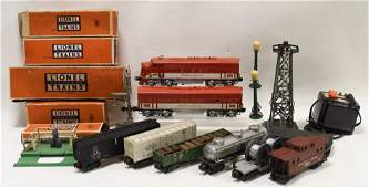 Lionel Texas Special Train Set