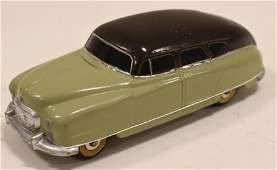 Cast Metal 1949 Nash Airflyte Banthrico Promo Car