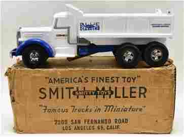 Smith MIller Blue Diamond Mack Dump Truck