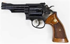 Smith & Wesson Model 53 .22 Jet Magnum & .22 Mag