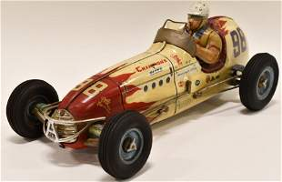 Sanyo Tin Friction #98 Champion Indy Style Racer