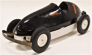 Woodette Tornado Air Powered #7 Racer