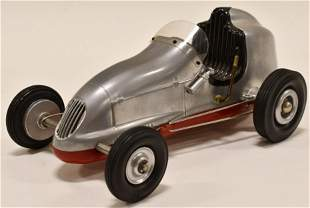 Plastic Ohlsson & Rice Midget Racer Push Model