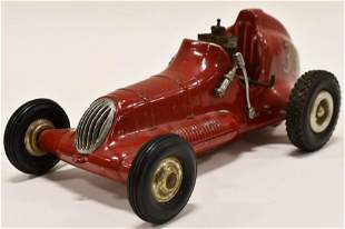Roy Cox Thimble Drome Champion #33 Racer w/ Engine