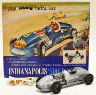 Hubley Indianapolis 500 Racer Model Kit