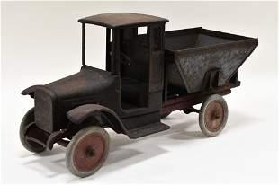 Original Buddy L Coal Truck