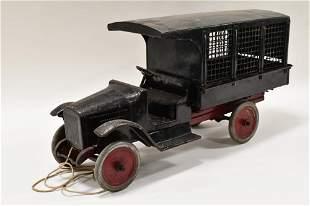 Original Buddy L Railway Express Truck