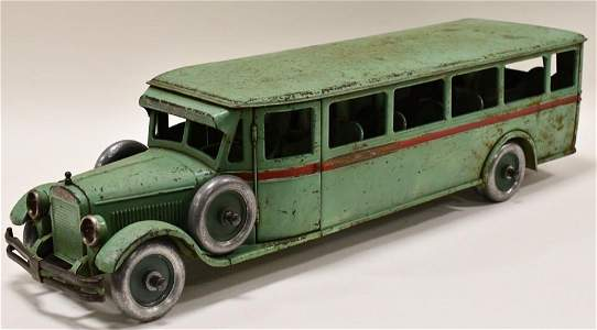 Original Buddy L Passenger Bus