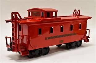 Buddy L Outdoor Railroad Caboose #3017