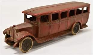 Early Cast Iron Ab Skoglund & Olson Gefle bus