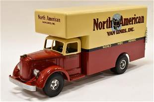 Fred Thompson Smith Miller Van Lines Moving Truck