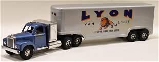 Fred Thompson Smith Miller Lyon Van Lines Semi