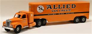 Fred Thompson Smith Miller Allied Van Lines Semi