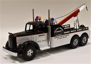 Fred Thompson Smith Miller LAPD Wrecker Truck