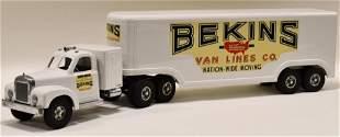 Fred Thompson Smith Miller Bekins Van Lines Semi