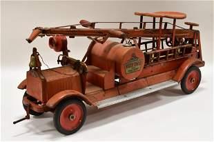 Keystone Packard Water Tower Fire Truck w/ Pump