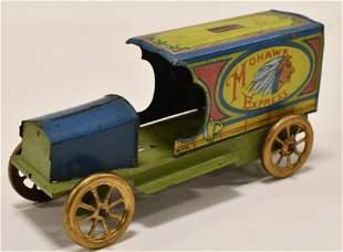 Mohawk Toys Tin Litho Mohawk Express Truck