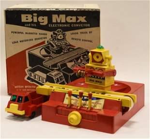 Remco Big Max and His Electronic Conveyor