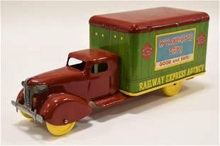 Wyandotte Toys Railway Express Agency Truck