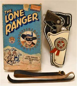 Esquire Novelty Co. Lone Ranger Official Outfit