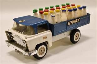 Triang Hi-Way Milk Delivery Truck