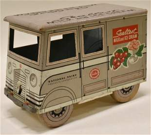 Rich Toys Sealtest National Dairy Products Truck