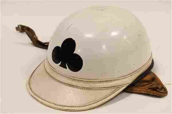 Vintage Feridax Midget Racing Crash Helmet