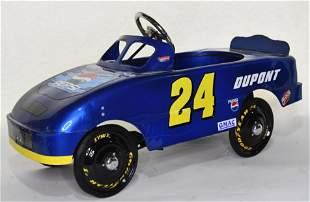 Tot Toys Jeff Gordan #24 Dupont Promo Pedal Car