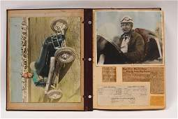 Pip Henson's Personal Midget Racing Scrapbook