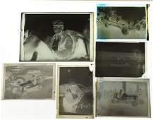 Vintage Midget Racing Photo Negatives