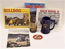Vintage Mack Truck Promotional Items & More