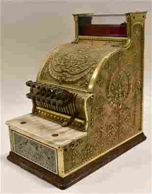 Vintage National No.313 Candy Store Cash Register