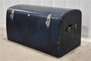 Early Metal Automotive Trunk